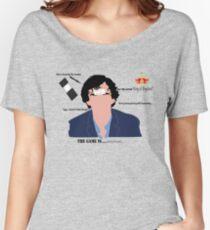 Sherlock Drunk Women's Relaxed Fit T-Shirt