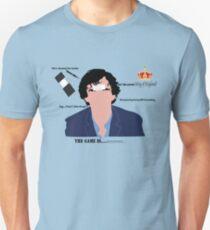 Sherlock Drunk Unisex T-Shirt