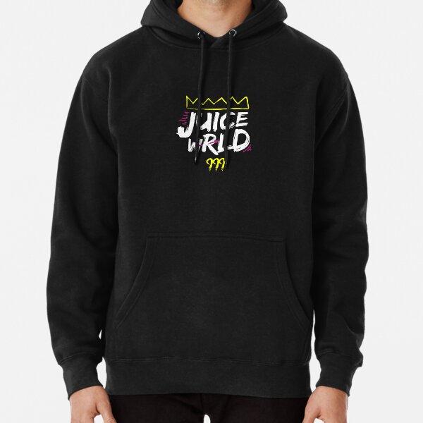 MÁS VENDIDO - Mercancía de Juice Wrld 999 Sudadera con capucha