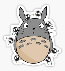 Little Totoro Sticker