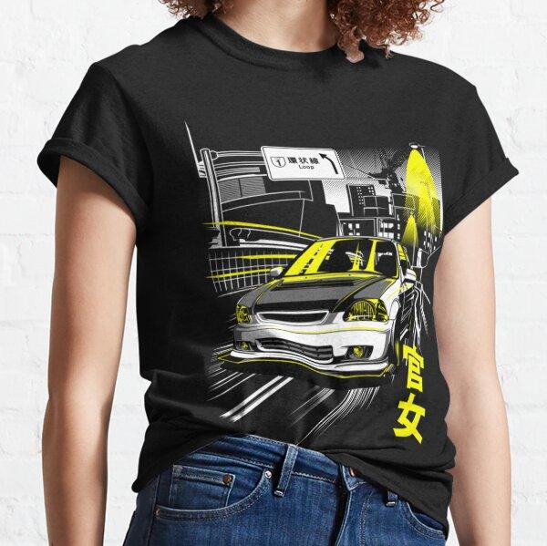 Honda Civic Kanjo Classic T-Shirt