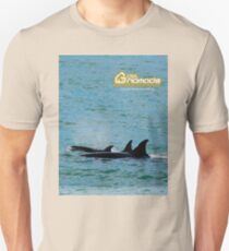 Orcas from Peninsula Valdes T-Shirt