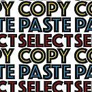 Select Copy Paste by Brett Perryman