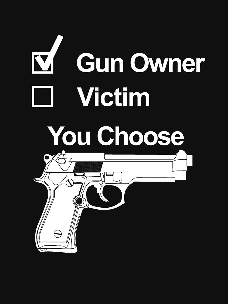 Gun Owner or Victim? by SkyCompass18