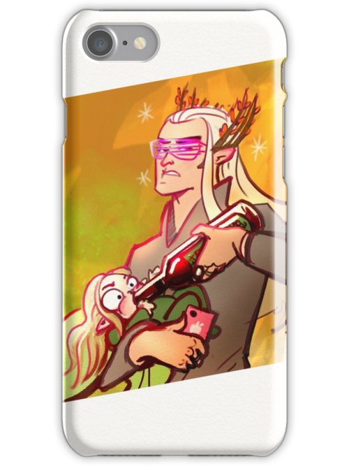 Randy Thrandy- the party dad of Mirkwood by Figment Forms