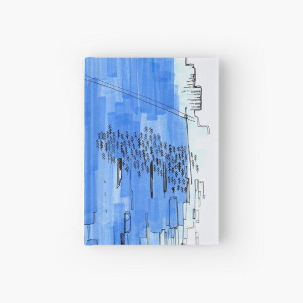 Ski Trip Hardcover Journal