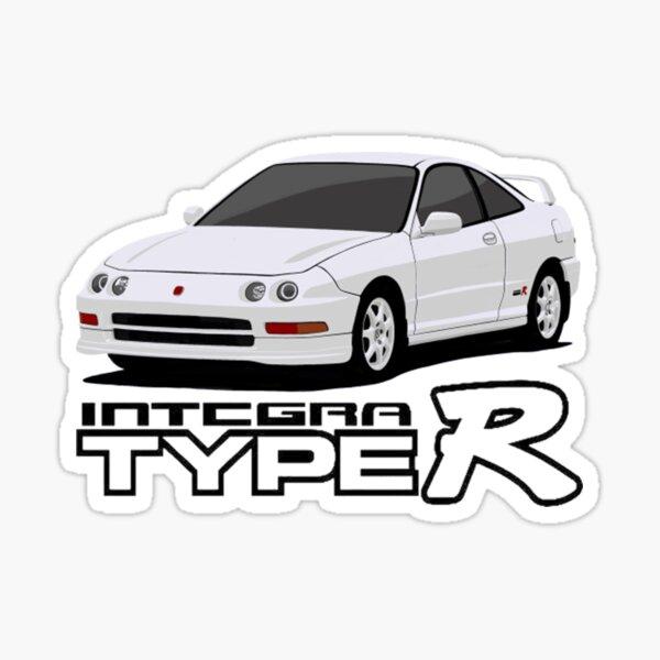 Integra Type R  Sticker
