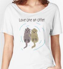 Love One An Otter Women's Relaxed Fit T-Shirt