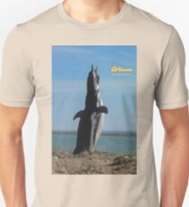 Penguin in Peninsula Valdes - Patagonia Argentina T-Shirt