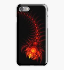 Scorpio - Abstract Fractal Artwork iPhone Case/Skin