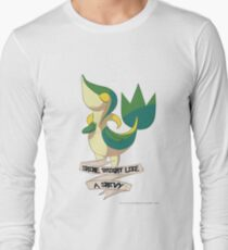 Shine Bright Like A Snivy - Pokemon T-Shirt