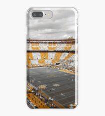 Bleed Orange and White iPhone 7 Plus Case
