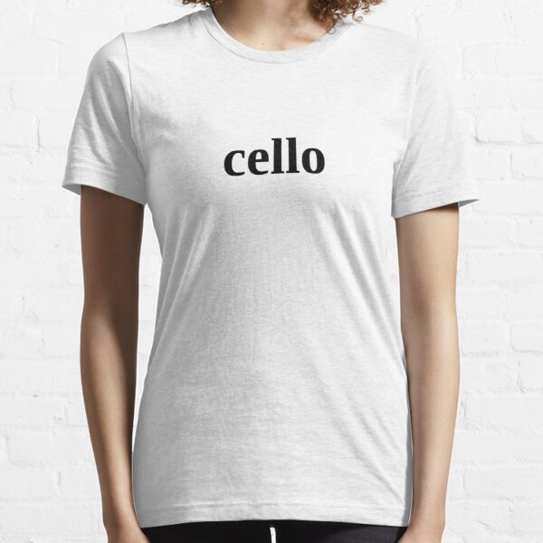 cello Essential T-Shirt