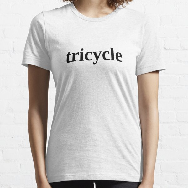 tricycle Essential T-Shirt