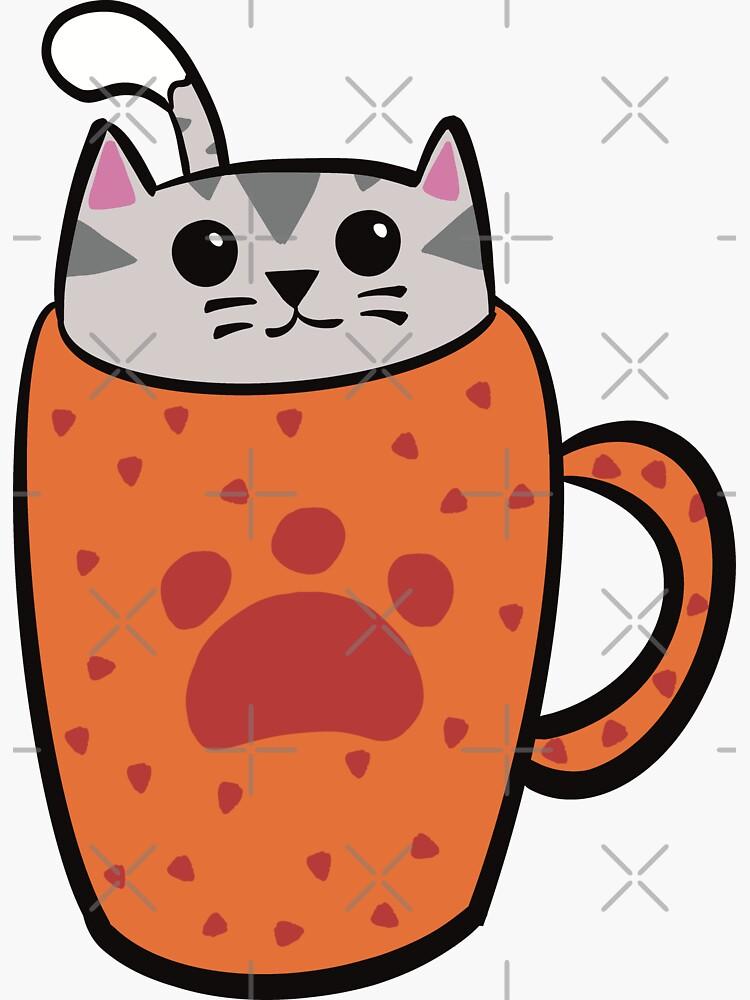 Alex the Cattuccino Kitten by Myrre
