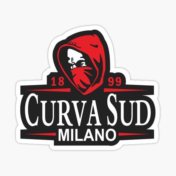 Curva Sud Milano - Ultras Milano 1899 Sticker