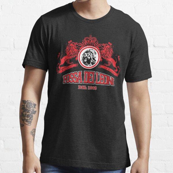 Fossa Dei Leoni  - Curva Sud Milano Essential T-Shirt