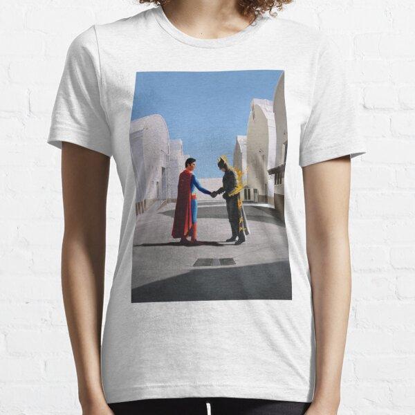 J'aimerais que tu sois ici T-shirt essentiel