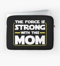 Force Mom Laptop Sleeve