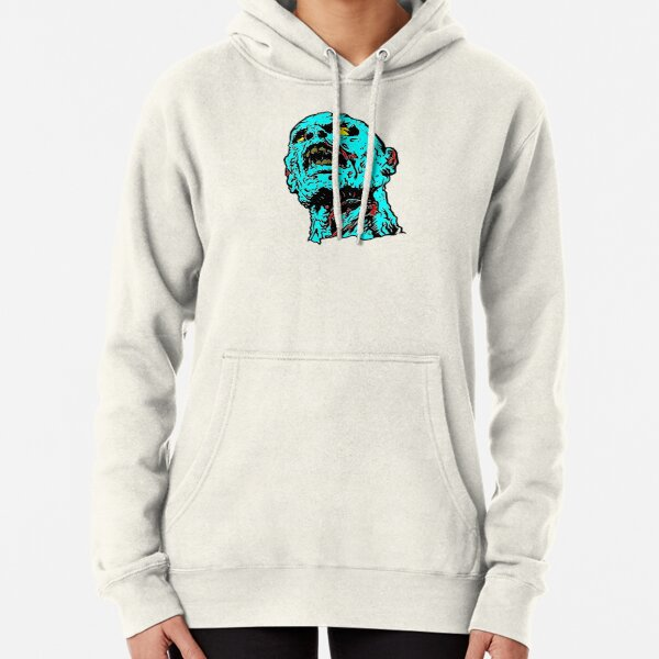 Zombie Pullover Hoodie