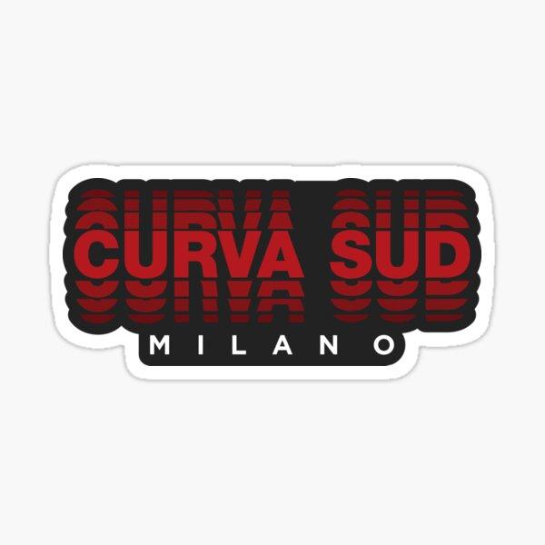 Curva Sud Milano - AC Milan  Sticker