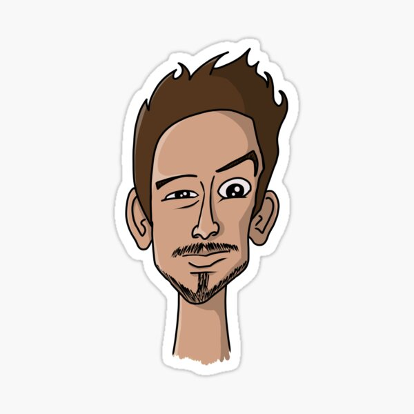 Justin Sticker