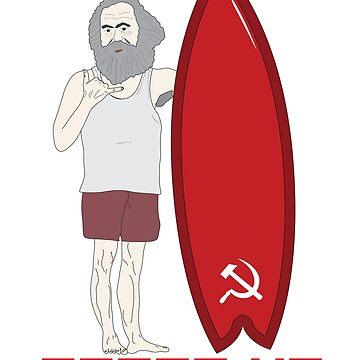 Gnarl Marx by KatePDesign