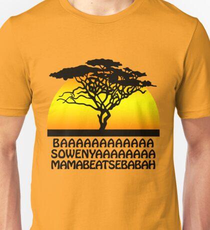 Lion King - Ba Sowenya Unisex T-Shirt