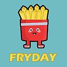 FRYDAY by NirPerel