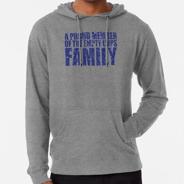 Empty Cups Family Lightweight Hoodie