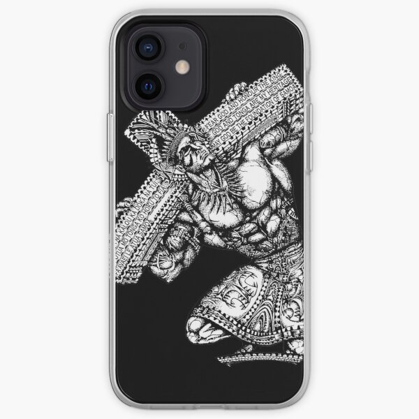 Carry the Cross iPhone Soft Case