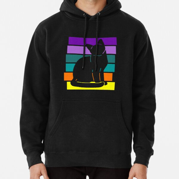 Cats Pullover Hoodie