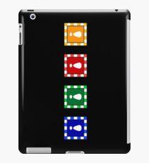 Power-up Blocks iPad Case/Skin
