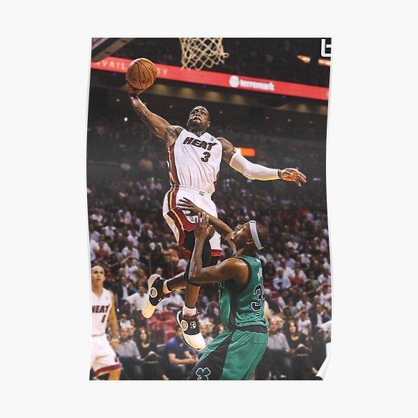 Dunk Jump Dwayne Poster