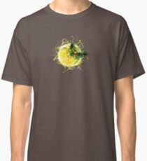 Butterfly and Lemon Classic T-Shirt