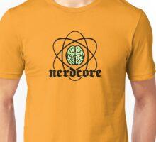 Nerdcore - Atomic Nucleus Brain Unisex T-Shirt