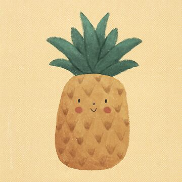 Pineapple by tesslucia