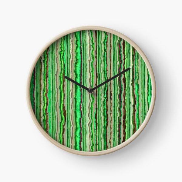 Green 307 Clock