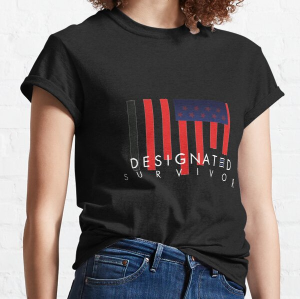 Designated Survivor Classic T-Shirt
