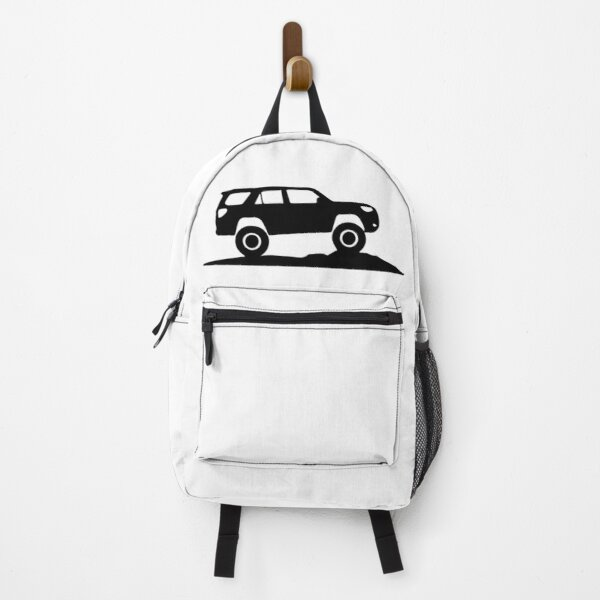 Toyota 4Runner Silhouette Decal  Backpack