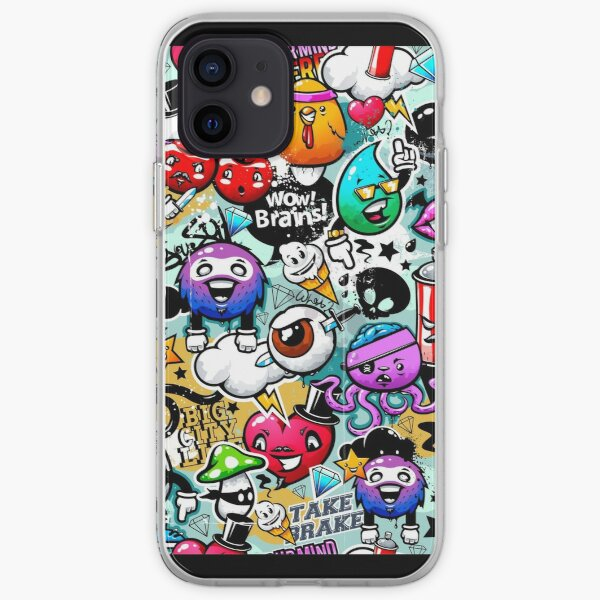 be happy iPhone Soft Case