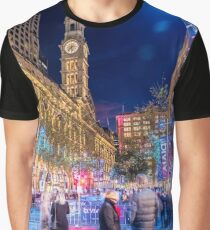 Martin Place Graphic T-Shirt