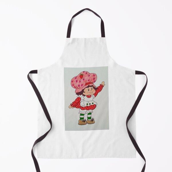 Strawberry Shortcake 80's Apron