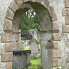 Eglington old church Co Derry Ireland by mikequigley