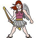 Love Spell XO Love Warrior by Cupids