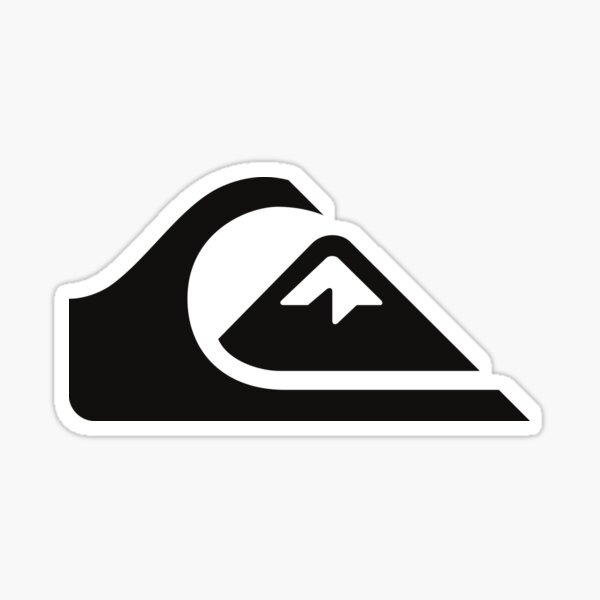 Quiksilver Wave & Mountain Edition Sticker