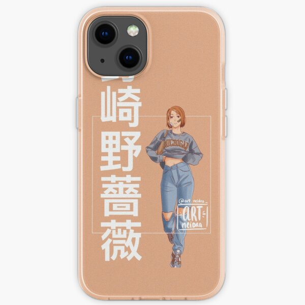 Nobara Kugisaki Coque souple iPhone