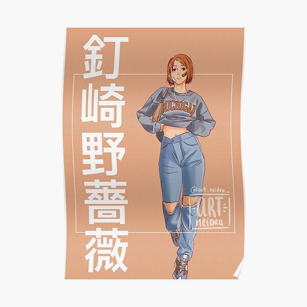 Nobara Kugisaki Poster