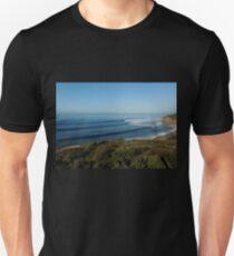 Bells Beach, Victoria, Australia. May 2014. Unisex T-Shirt