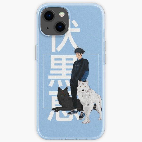Megumi Fushiguro Coque souple iPhone